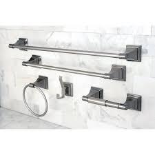 iron bathroom accessories homezanin black