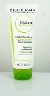 <b>Bioderma Sebium exfoliating purifying</b> gel for combination oily skin ...
