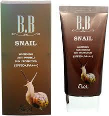 Ekel <b>BB крем</b> с экстрактом улитки, 50 мл — купить в интернет ...