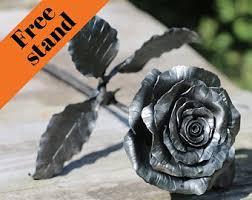 <b>Steel flowers</b> | Etsy