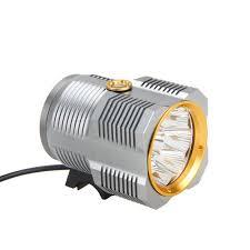 17000Lm 9R8 LED <b>Bicycle</b> Light <b>Bike</b> Lamp Headlamp <b>Laser</b> ...
