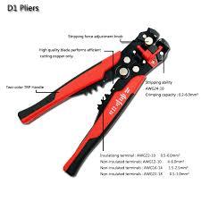 HS D1 обжимной инструмент для кабелей резак автоматический ...