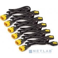 <b>APC Кабель</b> AP8704S-WW 1.22м <b>Power Cord</b> Kit (6шт) Locking ...