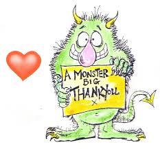 a monster big thank you image allquotes thankyou gratitude a monster big thank you image allquotes thankyou gratitude thankyou