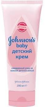 <b>Johnson's baby Крем</b> детский, <b>200</b> мл