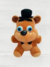 <b>Мягкая игрушка</b> Фредди Five nights at freddy's. 25 см | Интернет ...