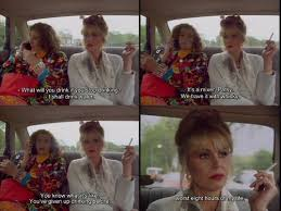 Patsy And Eddie | Absolutely Fabulous Bitches! | Pinterest ... via Relatably.com
