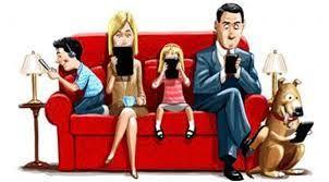 familia con tablets