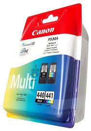 Купить Набор <b>картриджей Canon PG-440/CL-441 Multipack</b> ...