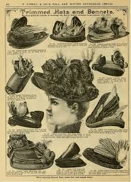 Victorian Style Hats, Bonnets, <b>Caps</b>, Patterns | Victorian fashion ...