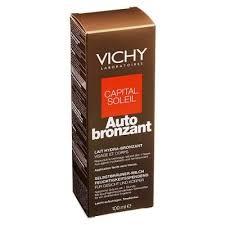 <b>Vichy Capital Soleil</b> Hydra-Bronzing Milk Face and Body - Buy ...