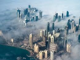 Katar yeni hava koridorlarını kullanıyor