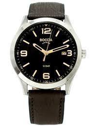 <b>Часы Boccia Titanium</b> 3583-01 купить. Официальная гарантия ...