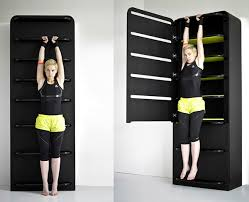 space saving furniture fitness equipment storage ideas by lucie koldova cheap space saving furniture