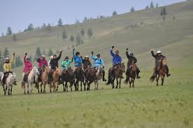 why the gobi gallop is the best adventure ride on the planet a picture