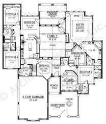images about Plan on Pinterest   Floor plans  House plans    Ridgeview Ranch House Plan   First Floor Plan