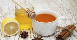 Image result for earl grey tea with lemon and honey