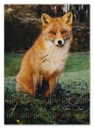 "Календарь А2 ""<b>Лиса</b>"" #2855154 от FireFoxa - <b>Printio</b>"