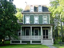 Top House Designs and Architectural Styles to Ignite your    second empire By Historical House Colors