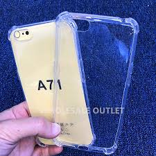Oppo A71 A71K Soft <b>Clear AirBag ShockProof</b> TPU Silicon Case ...