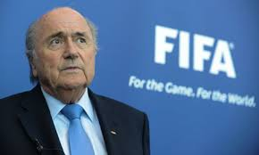 President of FIFA, Joseph Blatter, gives. The Fifa president, Sepp Blatter, refused to comment on anti-gay legislation at the IOC session in Buenos Aires. - President-of-FIFA-Joseph--008