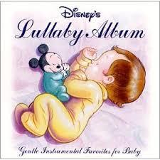 Disney Lullaby CD
