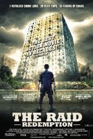 Film Terbaik 2012,The Raid