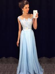 Blue Prom Dresses UK, Dark Navy, Light & <b>Royal Blue Prom Gowns</b> ...