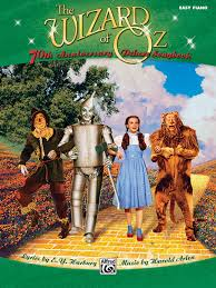 the wizard of oz th anniversary deluxe songbook easy piano the wizard of oz 70th anniversary deluxe songbook easy piano e y harburg harold arlen dan coates 9780739065228 com books