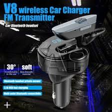 <b>V8 Bluetooth</b> Handsfree <b>Car</b> Kit <b>MP3</b> | Sky.Garden