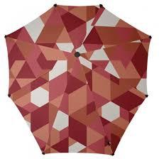 Зонт-<b>трость</b> senz° Original <b>african</b> red blocks