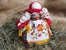 Украинская кукла мотанка оберег