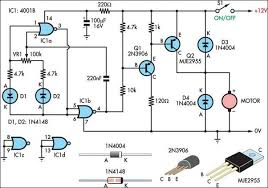 dc motor controller circuit diagram the wiring diagram two basic motor speed controllers circuit diagram circuit diagram