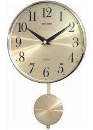 Интерьерные <b>часы Rhythm</b> с маятником. Выгодные цены ...