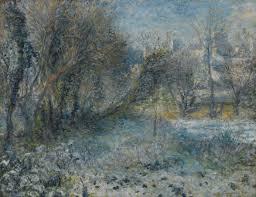 <b>Snow</b>-covered <b>Landscape</b>   Musée de l'Orangerie