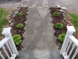 flagstone patio installation exterior design