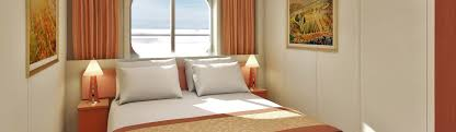 Image result for carnival valor ocean view cabin