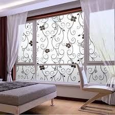 diy wall art decal decoration fashion romantic flower glasswindow stickerwall stickers home aliexpresscom buy office decoration diy wall