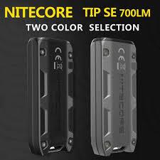 Original <b>NItecore TIP SE</b> 700 Lumens 2 x OSRAM P8 LED With ...