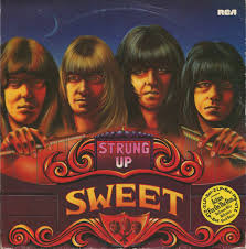 The <b>Sweet</b> - <b>Strung Up</b> (1975, Vinyl) | Discogs