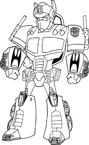 Small Picture Robot Coloring Pages Coloring Coloring Pages