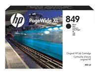 1XB40A - <b>HP 849</b> - <b>400 ml</b> - <b>black</b> - original - PageWide XL - ink ...