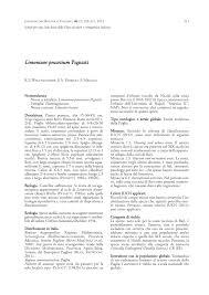(PDF) Limonium peucetium Pignatti. In: Schede per una Lista Rossa ...