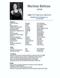 sample acting resume  seangarrette cosample acting resume resume templates examples resume template professional gray professional gray chronological order resume template