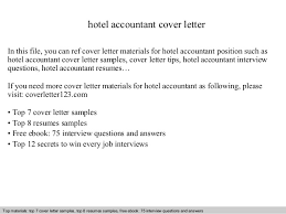 Hotel Operations Manager Cover Letter Sample   LiveCareer happytom co Director Of Operations Cover Letter