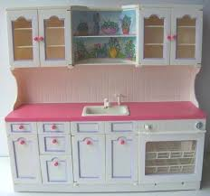 tyco kitchen littles kitchen sink playset barbie dollhouse furniture accessory barbie dollhouse furniture cheap