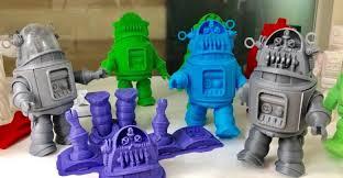 We Just Love This Folding Robot on Fab365 - 3D <b>Printing</b> Media ...
