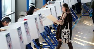 New York City's Early <b>Voting</b> Plan Will Favor <b>White</b>, Affluent Voters ...