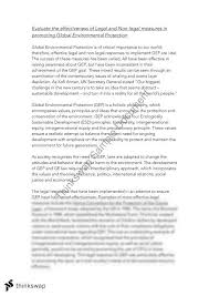 year  hsc legal studies global environmental protection essay  year  hsc legal studies global environmental protection essay assessment task