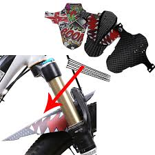 <b>1PC Bicycle Front Fork</b> Fender Bicycle Lightest MTB Mud Guards ...